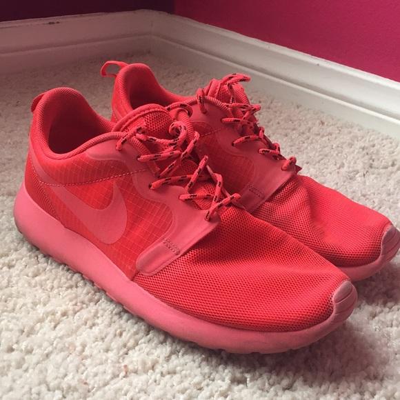 70f776c73a6 ... red october nike roshe chaussures 85eca 9d68d  greece nike roshe run  hyperfuse in laser crimson caa41 0f179